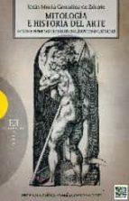 mitologia e historia del arte 2   tiempo de los dioses olimpicos o cronidas jesus maria gonzalez de zarate 9788490551158