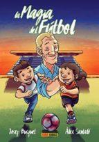 la magia del futbol josep busquet alex santalo 9788490947258