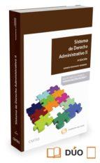 civitas: sistema de derecho administrativo, ii (3ª ed.) german fernandez farreres 9788490998458