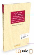 la problemática de la prueba de la responsabilidad patrimonial en el proceso contencioso-administrativo-9788491354758