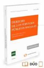 derecho de los servicios publicos sociales (4ª ed.) belen alonso olea garcia 9788491358558
