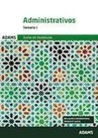 administrativos turno libre temario 1 administracion general del estado 9788491473558