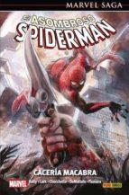el asombroso spiderman 28. cacería macabra 9788491675358