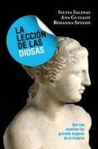 la leccion de las diosas-silvia salinas-9788492981458