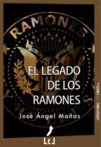 el legado de los ramones (ebook)-josé ángel mañas-9788493903558
