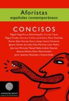 concisos: aforistas españoles contemporaneos-9788494535758