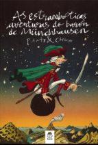 as estramboticas aventuras do baron de munchhausen-9788494549458