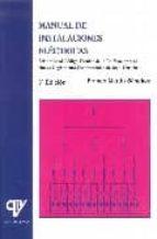 manual de instalaciones electricas (3ª ed.)-franco martin sanchez-9788496709058
