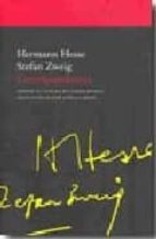 hermann hesse   stefan zweig: correspondencia hermann hesse stefan zweig 9788496834958