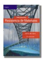 timoshenko: resistencia de materiales james m. gere 9788497320658