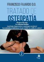 tratado de osteopatia 2 francisco fajardo ruiz 9788498273458