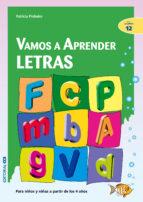 vamos a aprender letras-patricia pinheiro-9788498420258