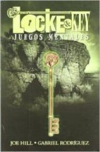 lockey & key 2: juegos mentales (100% cult comics)-joe hill-gabriel rodriguez-9788498853858