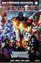 reino de reyes: guardia imperial (heroes marval) dan abnett 9788498854558
