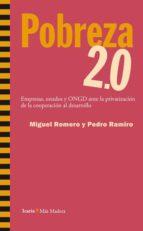 Pobreza 2,0 por Miguel romero FB2 EPUB 978-8498884258