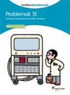 koadernoa 15  problemak euskara ed 13 9788498943658