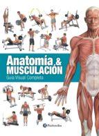anatomía & musculación (color) (ebook) 9788499105758