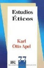 estudios eticos karl otto apel 9789684763258