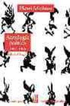 antologia poetica 1927 1986 (ed. bilingüe español frances) henri michaux 9789879396759