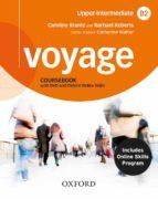 voyage b2 student book + workbook  oosp with key 9780190527068