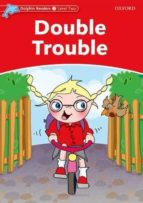 double trouble (dolphin readers 2) 9780194478168