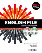 english file elementary multipack a pk 3ed-9780194598668