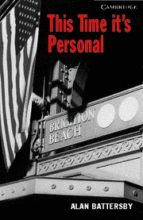 this time it s personal-alan battersby-9780521686068