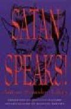 satan speaks anton szandor lavey 9780922915668