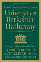 El libro de University of berkshire hathaway autor DANIEL PECAUT EPUB!