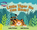 little tiger hu can roar yellow band (cambridge reading adventures) 9781107549968