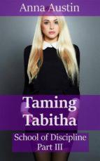 taming tabitha (ebook)-9781370019168