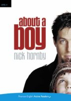 about a boy (penguin readers level 4) 9781447967668