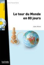 tour du monde en 80 jours + cd-9782011556868