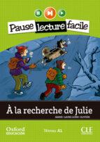 frances 1ºeso lect recherche de julie-9782090314168