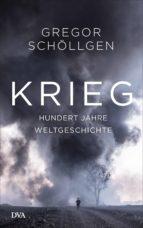 krieg (ebook)-gregor schöllgen-9783641212568
