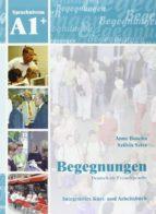 begegnungen: kurs  und arbeitsbuch a1+ mit 2 cds anne buscha szilvia szita 9783929526868
