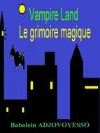 vampire land (ebook)-babolein adjovoyesso-9783958304468