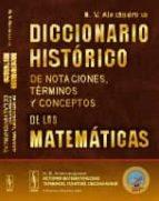 diccionario histórico de notaciones, términos y conceptos de las matematicas n. v. alexandrova 9785396006768