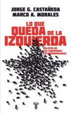 lo que queda de la izquierda (ebook)-jorge g. castañeda-marco a. morales-9786071114068