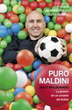puro maldini-julio maldonado-9788408113768