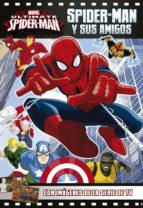 ultimate spiderman. spiderman y sus amigos-9788415343868