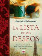 la lista de mis deseos (ebook)-gregoire delacourt-9788415532668
