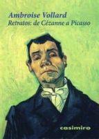 retratos de cezanne a picasso-ambroise vollard-9788415715368
