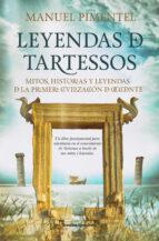 leyendas de tartessos (b4p) manuel pimentel siles 9788415870968