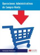 operaciones administrativas de compra-venta 2015-9788416092468