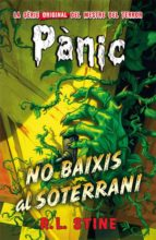 pánic 12: no baixis al soterrani-r.l. stine-9788416387168