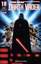 star wars darth vader 18 salvador larroca kieron gillen 9788416543168