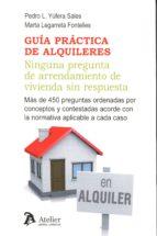 guía práctica de alquileres pedro l. yufera sales 9788416652068