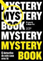 mystery book: el caso de la mujer pez-ivan tapia-montse linde-9788416890668