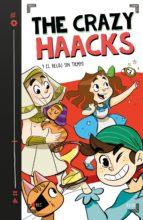 the crazy haacks y el reloj sin tiempo (serie the crazy haacks 3) (ebook)-9788417671068